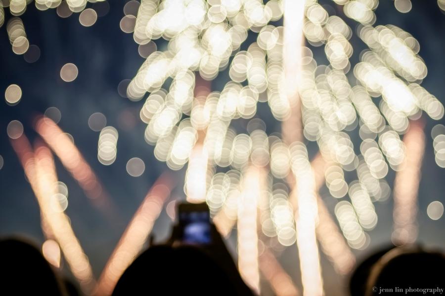 Bokeh Fireworks 2
