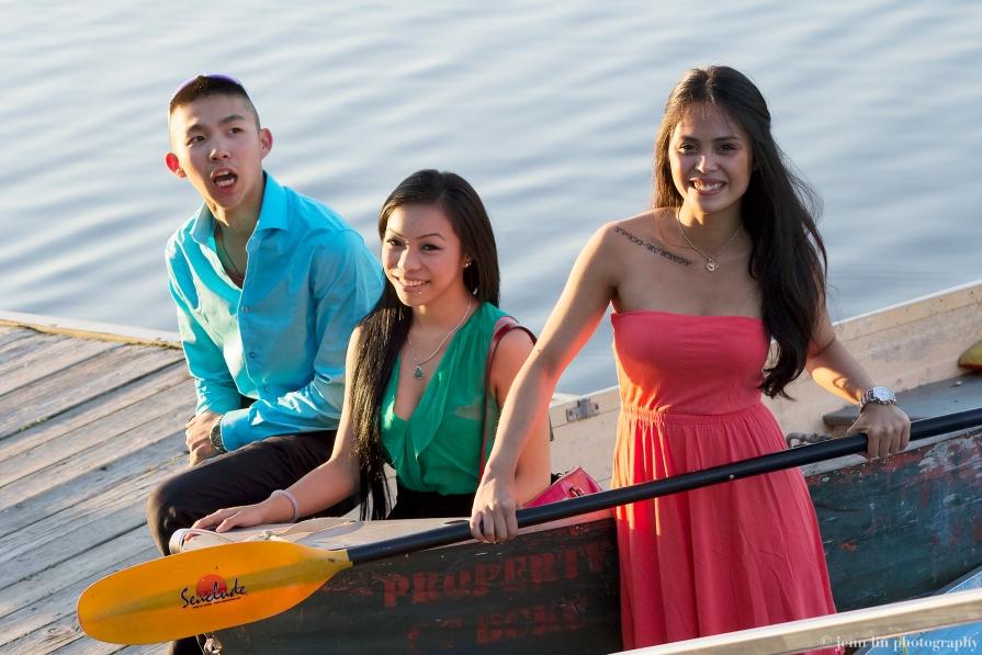 On a Boat 2 by Jenn Lin 07:29:2013