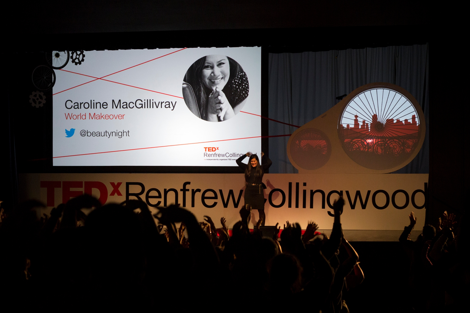Caroline MacGillivray at TEDxRCW at Windermere Community School on October 19, 2013