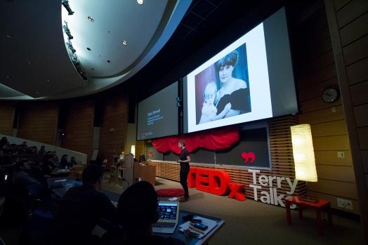 Dylan Stirewalt at TEDxTerryTalks 2013, Photo by Jenn Lin
