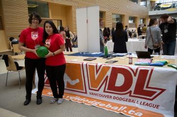 VDL; Vancouver Dodgeball League