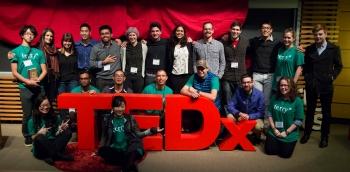 Group Photo, TEDxTerryTalks 2013, UBC, Photo by Jenn Lin