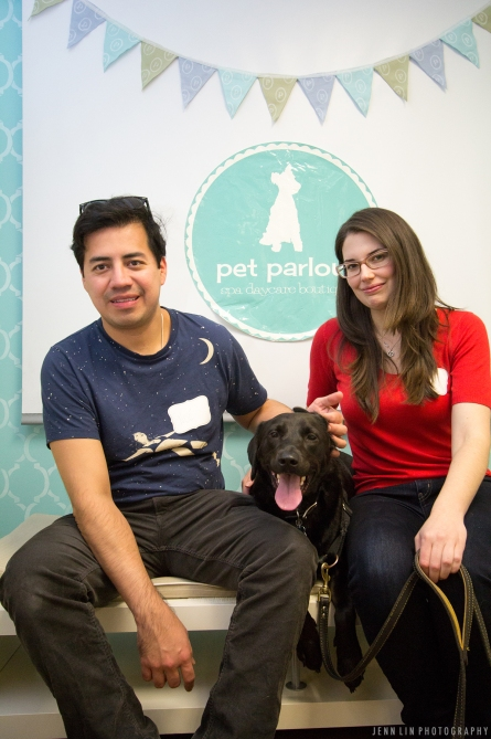 Pet Parlour's One Year Anniversary 365 © Jenn Lin Photography