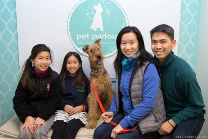 Pet Parlour's One-Year-Anniversary Event