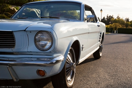 Ford, Mustang, Vintage, baby blue, light blue, sky blue, car, car photoshoot, car shoot