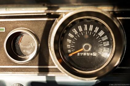 Ford, Mustang, Vintage, speedometre, baby blue, light blue, sky blue, car, car photoshoot, car shoot