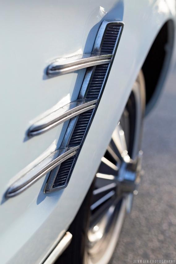 Ford, Mustang, Vintage, baby blue, light blue, sky blue, car, car photoshoot, car shoot, side details