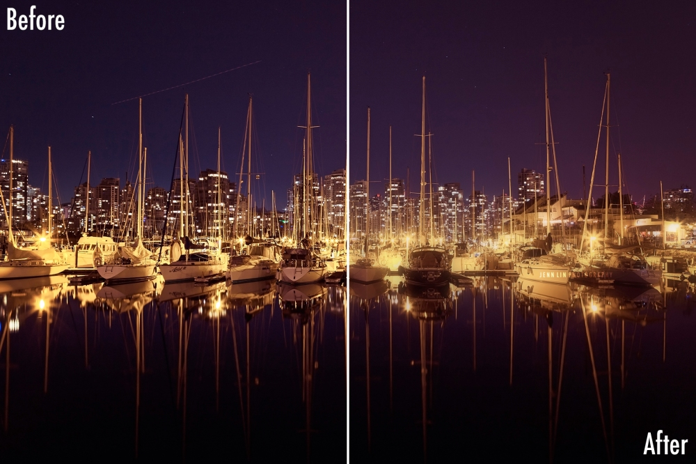 False Creek 91 v4 before after © 2014 Jenn Lin copy