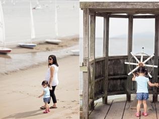 Jericho Beach, Vancouver Family Portrait Photographer