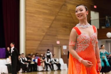 Holly Zhou, 53rd Annual Gala Ball, Ballroom Dance