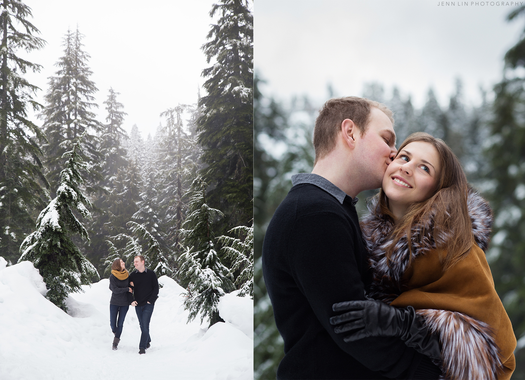 Mount Seymour North Vancouver Portrait Photographer